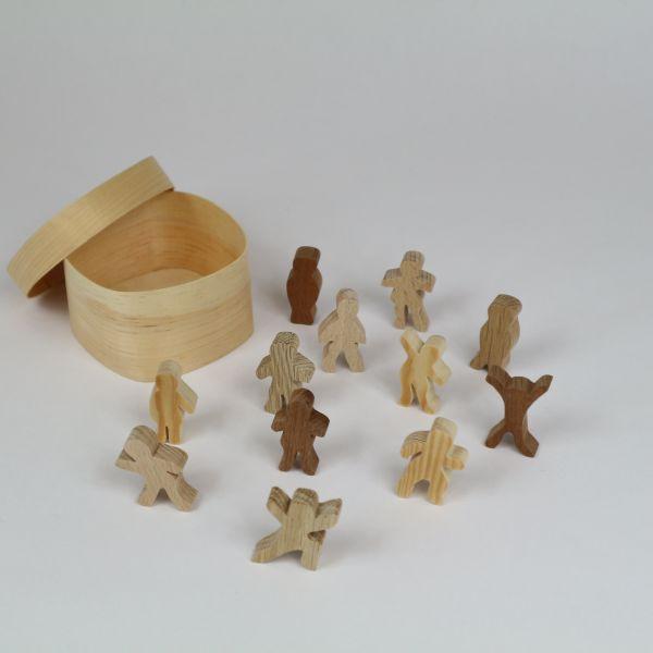 Volk Gottes - 12 Kinderfiguren